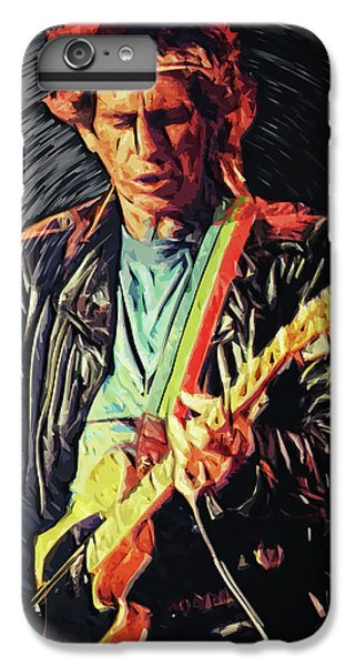 Keith Richards IPhone 6 Plus Case