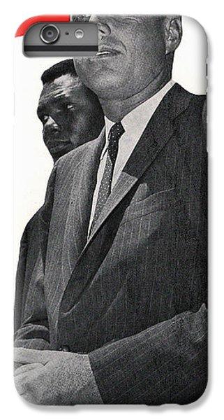 Whitehouse iPhone 6 Plus Case - Kenndy For President by Jon Neidert