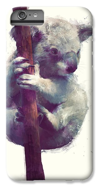 Koala IPhone 6 Plus Case by Amy Hamilton