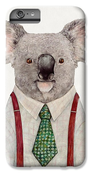 Koala IPhone 6 Plus Case by Animal Crew