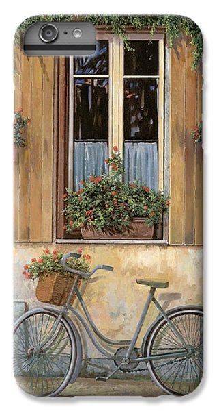 La Bici IPhone 6 Plus Case by Guido Borelli