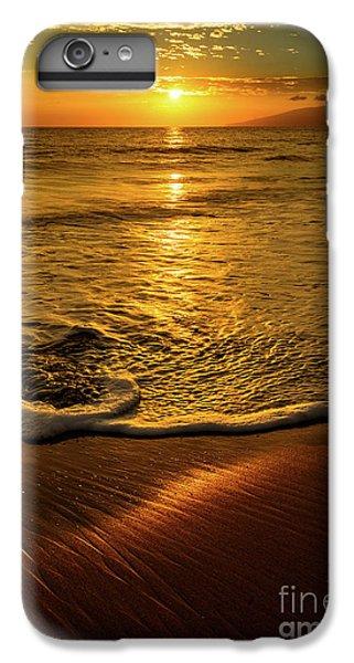 Water Ocean iPhone 6 Plus Case - Lahaina Glow by Jamie Pham