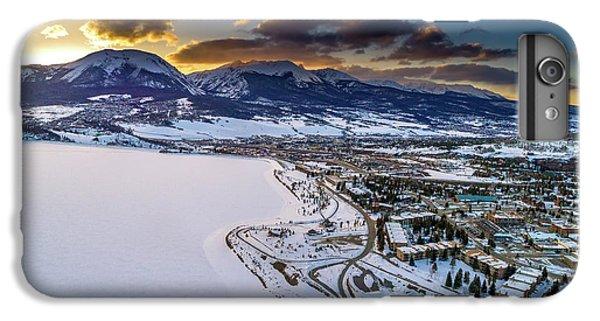 Lake Dillon Sunset IPhone 6 Plus Case by Sebastian Musial