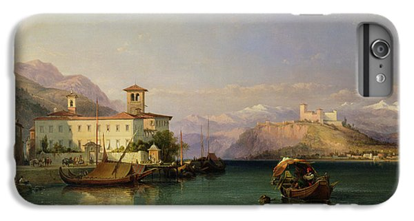 Lake Maggiore IPhone 6 Plus Case