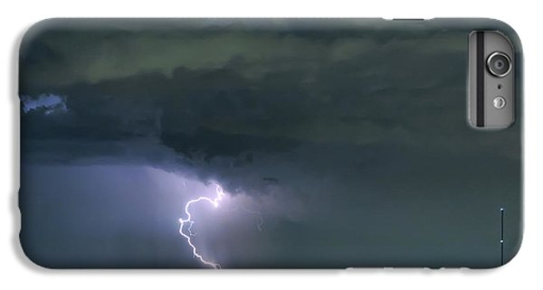 IPhone 6 Plus Case featuring the photograph Landing In A Storm by James BO Insogna