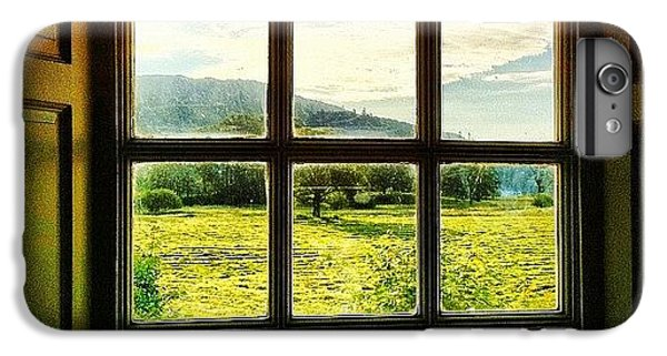 Beautiful iPhone 6 Plus Case - #landscape #window #beautiful #trees by Samuel Gunnell