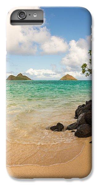 Pacific Ocean iPhone 6 Plus Case - Lanikai Beach 1 - Oahu Hawaii by Brian Harig