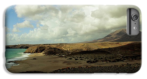 Lanzarote IPhone 6 Plus Case by Cambion Art