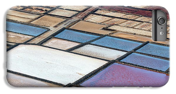 Canary iPhone 6 Plus Case - Las Salinas by Delphimages Photo Creations