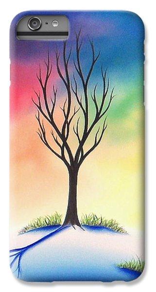Barren iPhone 6 Plus Case - Last Stand by Rachel Bingaman