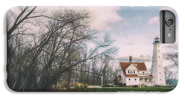Late Afternoon At The Lighthouse IPhone 6 Plus Case by Scott Norris