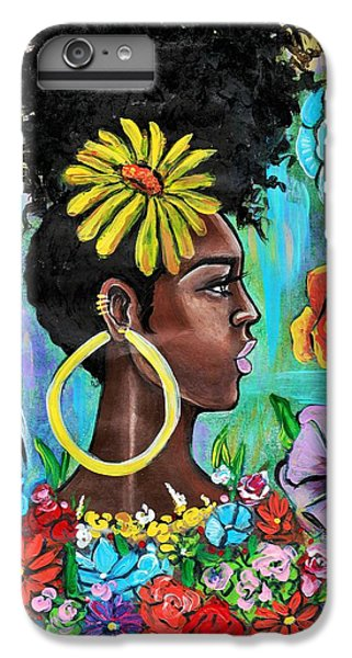 iPhone 6 Plus Case - Late Bloomer by Artist RiA