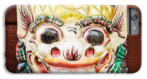 Laughing Mask IPhone 6 Plus Case