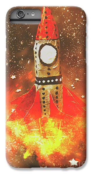 Launch Of Early Learning IPhone 6 Plus Case by Jorgo Photography - Wall Art Gallery