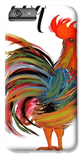 Le Coq Art Nouveau Rooster IPhone 6 Plus Case