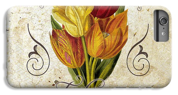 Le Jardin Tulipes IPhone 6 Plus Case by Mindy Sommers
