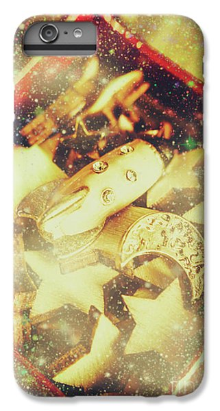 Magician iPhone 6 Plus Case - Learning The Magic Of Stars And Space by Jorgo Photography - Wall Art Gallery