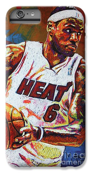 Lebron James 3 IPhone 6 Plus Case