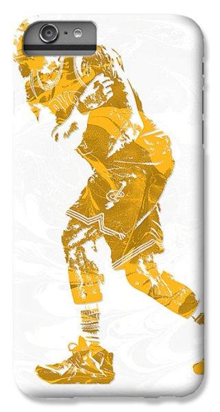 Lebron James Cleveland Cavaliers Pixel Art 13 IPhone 6 Plus Case