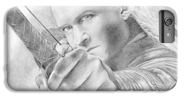 Legolas Greenleaf IPhone 6 Plus Case