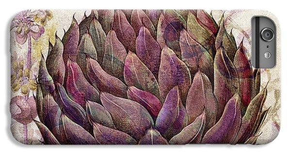 Legumes Francais Artichoke IPhone 6 Plus Case by Mindy Sommers