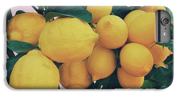 Lemon Tree IPhone 6 Plus Case