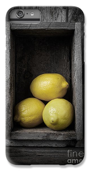 Lemons Still Life IPhone 6 Plus Case