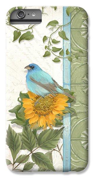 Les Magnifiques Fleurs Iv - Secret Garden IPhone 6 Plus Case