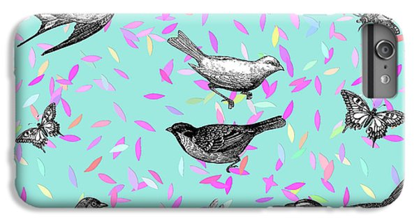 Let It Fly IPhone 6 Plus Case by Gloria Sanchez