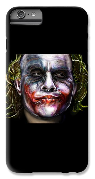 Let's Put A Smile On That Face IPhone 6 Plus Case by Vinny John Usuriello