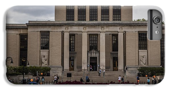 Library At Penn State University  IPhone 6 Plus Case