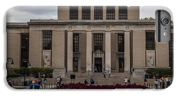 Library At Penn State University  IPhone 6 Plus Case by John McGraw