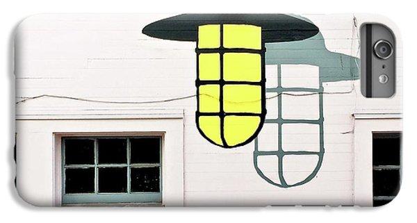 Light Bulb Mural IPhone 6 Plus Case by Julie Gebhardt