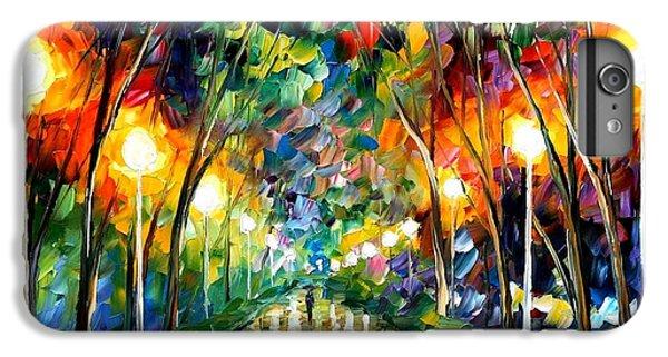 Afremov iPhone 6 Plus Case - Lights Of Hope by Leonid Afremov