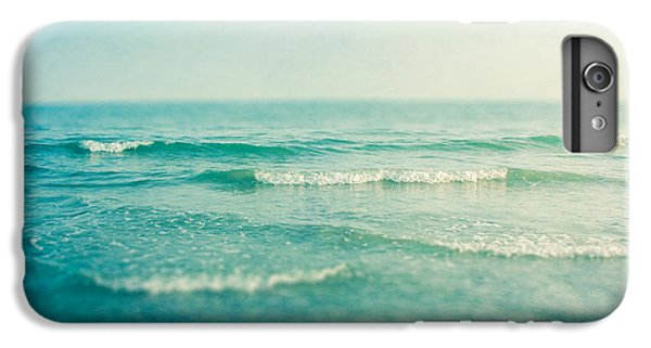 Water Ocean iPhone 6 Plus Case - Like A Dream by Violet Gray