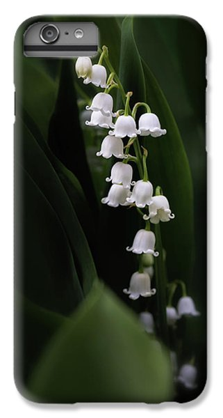 Lily iPhone 6 Plus Case - Lily Of The Valley by Tom Mc Nemar