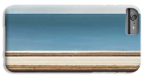Lake Michigan iPhone 6 Plus Case - Lincoln Memorial Drive by Scott Norris