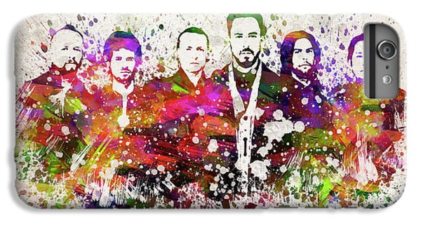 Linkin Park In Color IPhone 6 Plus Case