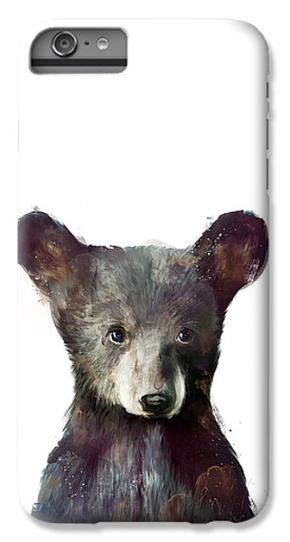 Little Bear IPhone 6 Plus Case by Amy Hamilton