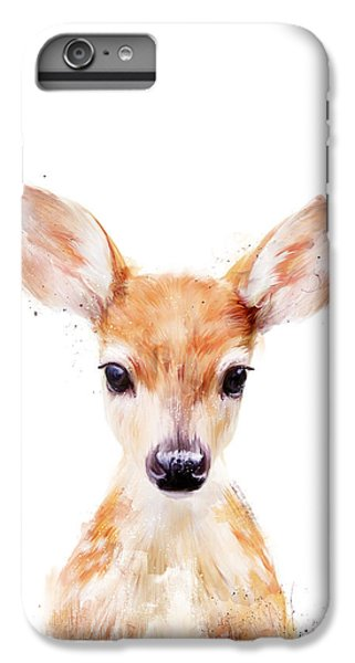Deer iPhone 6 Plus Case - Little Deer by Amy Hamilton