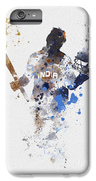 Cricket iPhone 6 Plus Case - Little Master by Rebecca Jenkins