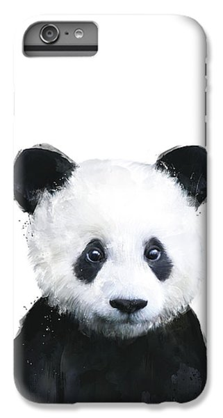 Wildlife iPhone 6 Plus Case - Little Panda by Amy Hamilton