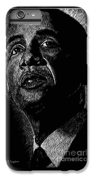 Living The Dream IPhone 6 Plus Case by Maria Arango