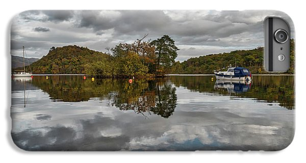 Loch Lomond At Aldochlay IPhone 6 Plus Case