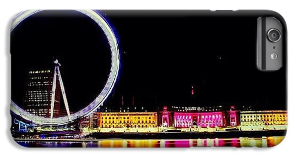 London iPhone 6 Plus Case - #london #british #photooftheday #bigben by Ozan Goren