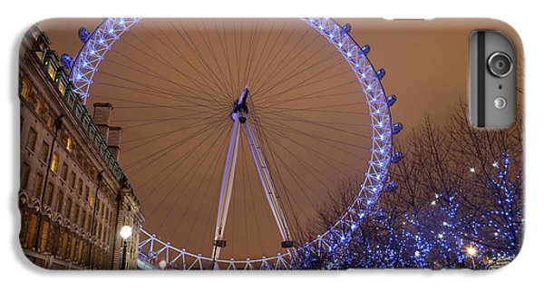 IPhone 6 Plus Case featuring the photograph Big Wheel by David Chandler