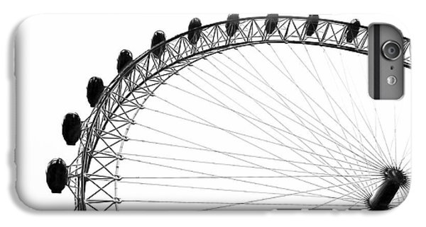 London Eye iPhone 6 Plus Case - London Eye by Erik Brede