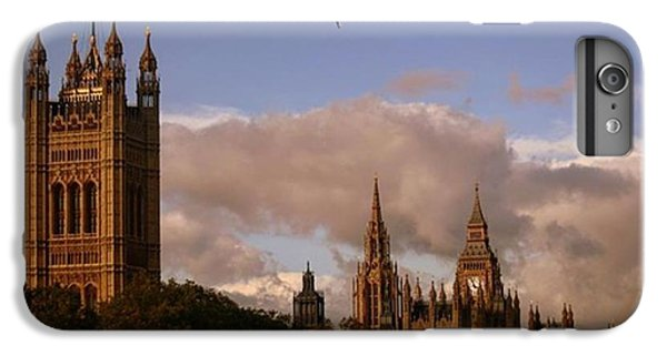 #london #parliamenthouse #westminster IPhone 6 Plus Case