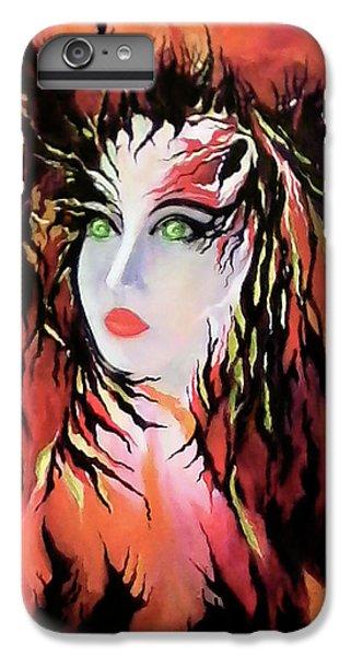 iPhone 6 Plus Case - Lonely Angel Of God by Carmen Fine Art