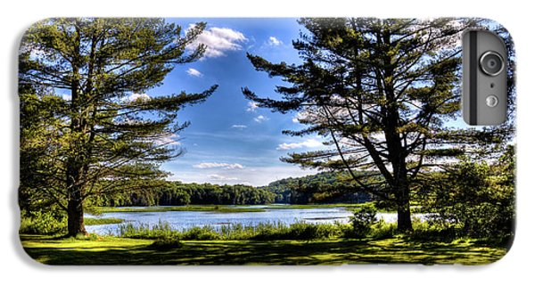 Looking At The Moose River IPhone 6 Plus Case by David Patterson